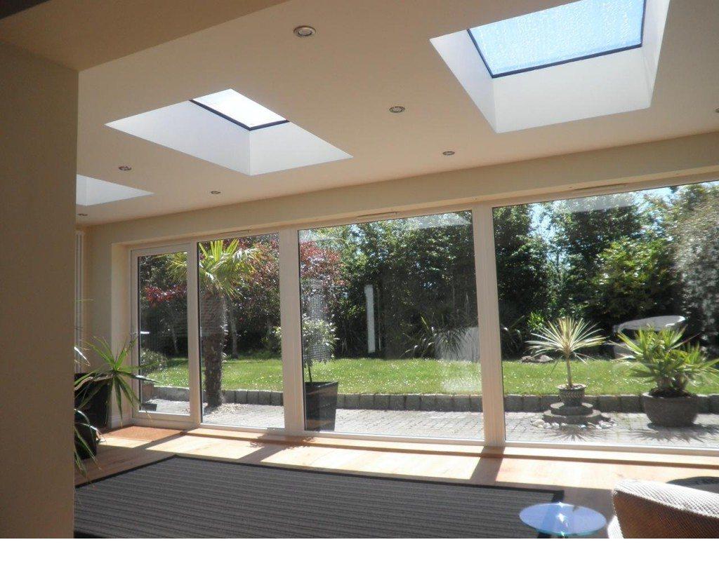 Fixed Flat Roof Skylight Fixed Rooflight Fixed Rooflights