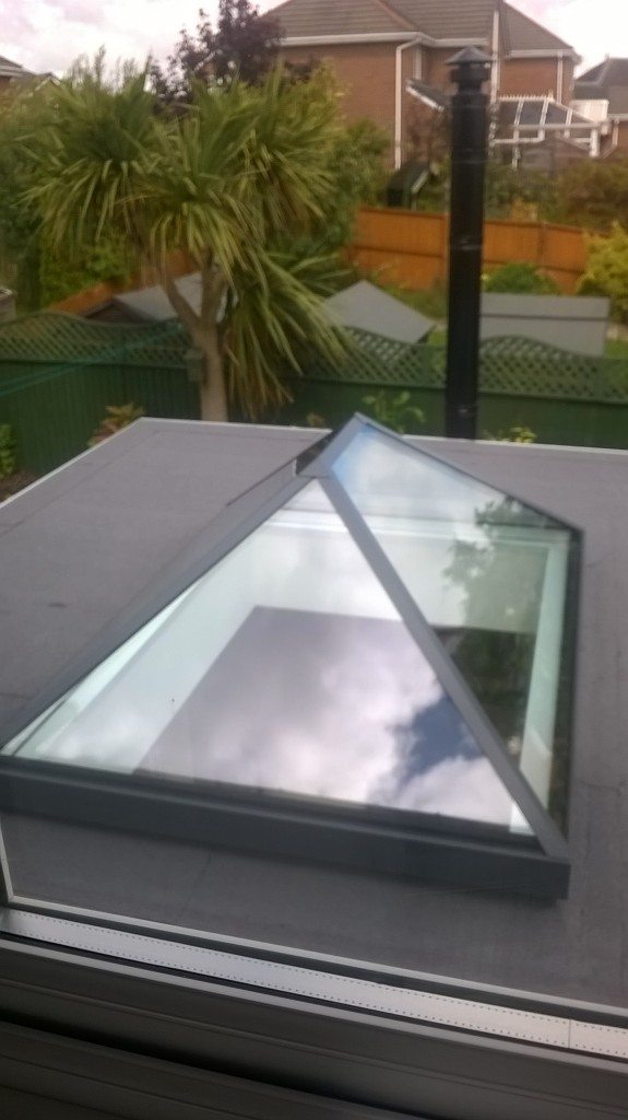 Low Pitch Roof