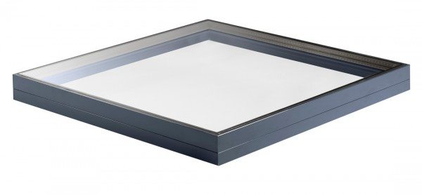 Fixed Roof light and skylight for flats roofs