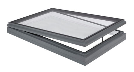 opening rooflights available with electric or manual operation