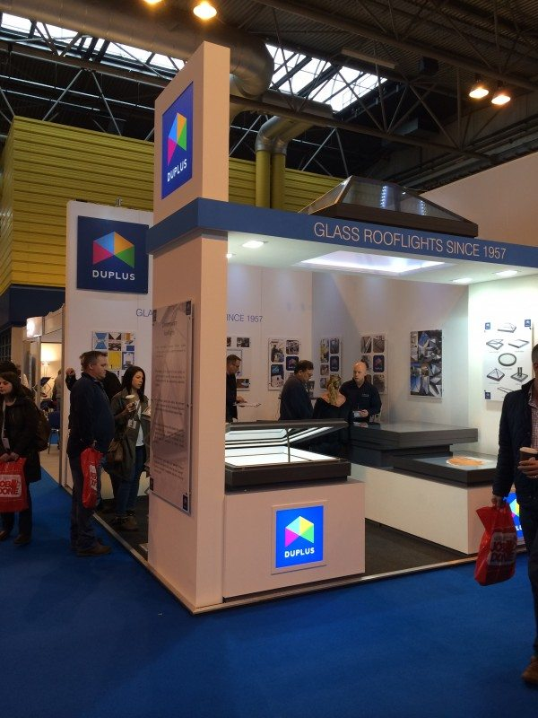 homebuilding and renovating show lantern rooflight
