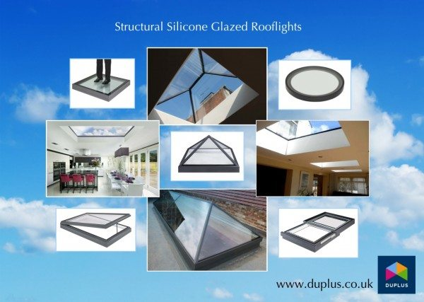 Structural Silicone Glazed Rooflights Brochure