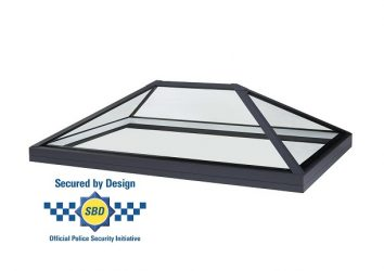 secure by design roof lantern