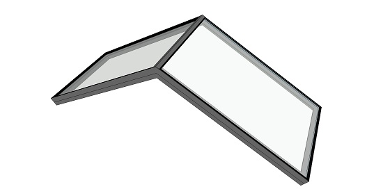 Fixed Ridge Rooflight