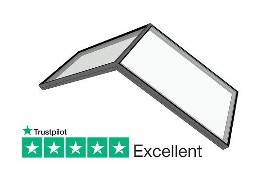 Ridge Rooflight & Trust Pilot Rating