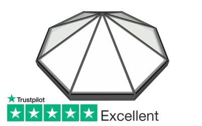 Octagonal rooflight