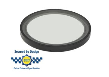 Secured by design part q circular rooflight