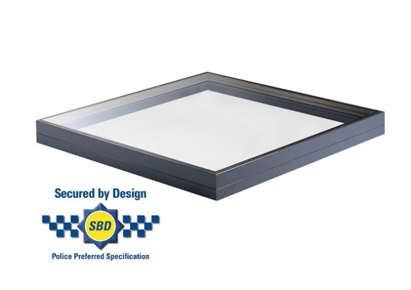 secured by design fixed rooflight