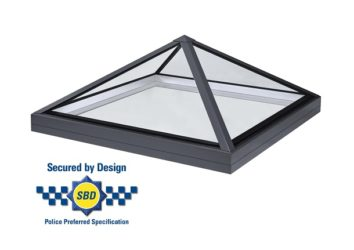secured by design part q pyramid Rooflight