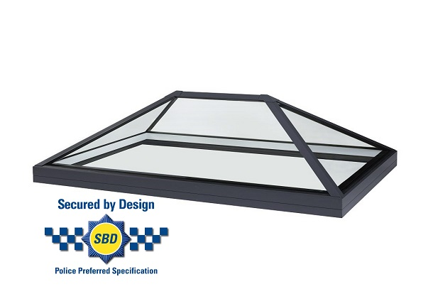 Secured by Design Part Q Roof Lantern